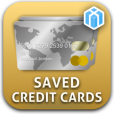 Saved Credit Cards