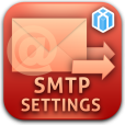 Custom SMTP Settings