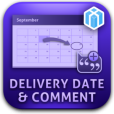 Delivery Date & Comment